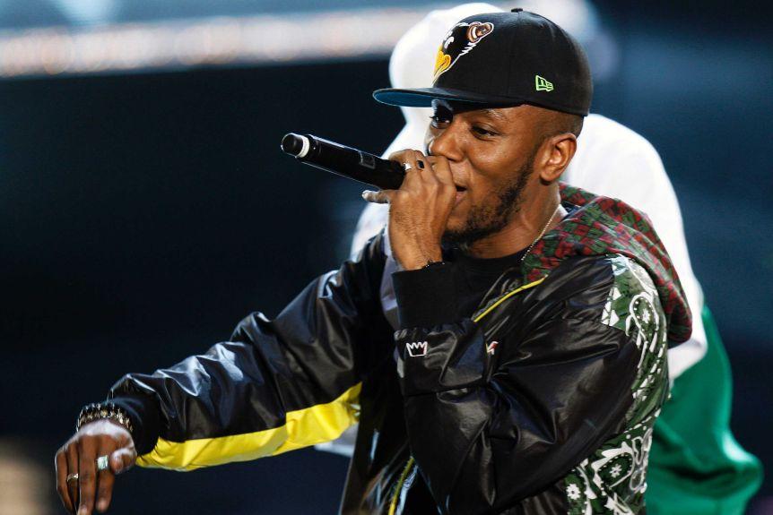 Rapper Mos Def